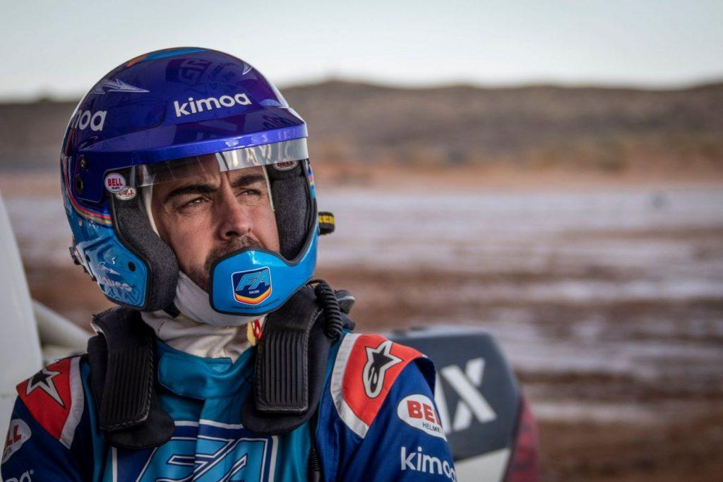 Alonso rijdt Dakar met Gazoo Racing