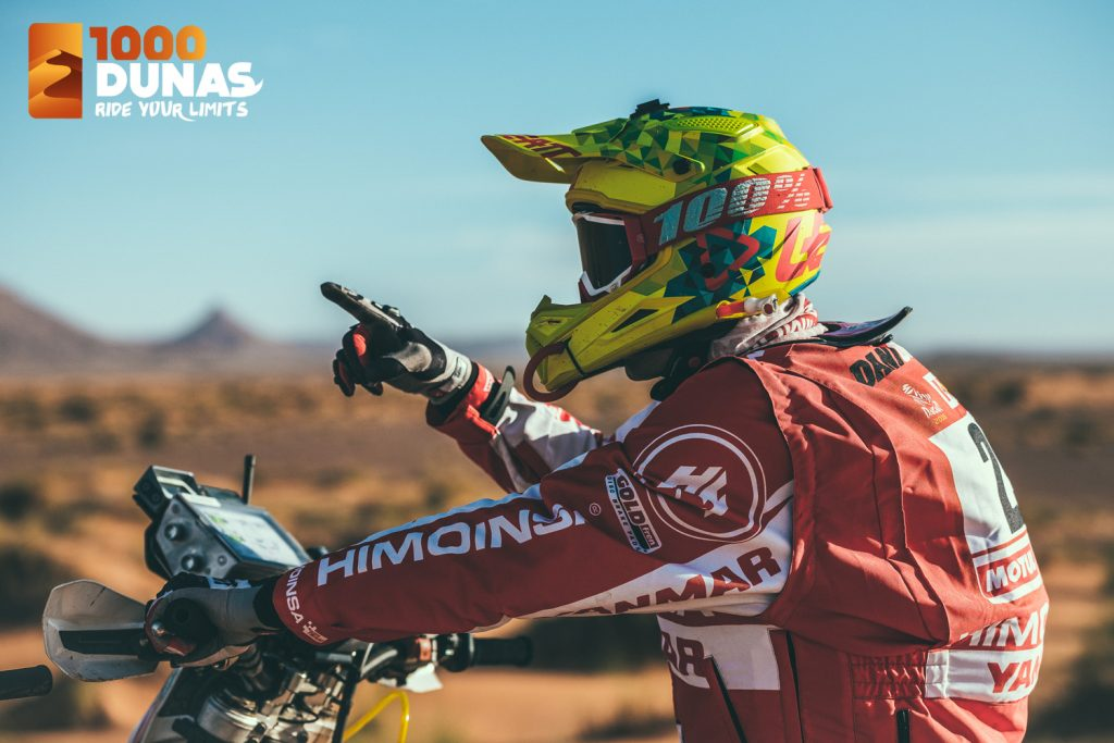 19-27 oktober: Mille Dunas in Marokko