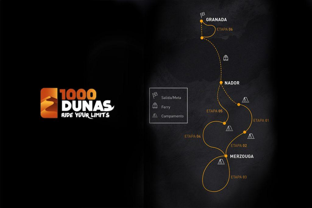1000 Dunas rally draait om avontuur