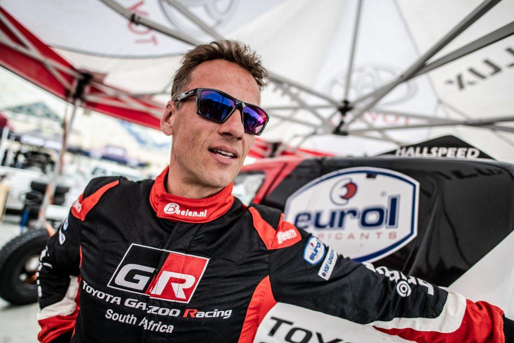 Bernhard ten Brinke kiest ander ritme richting Dakar 2020