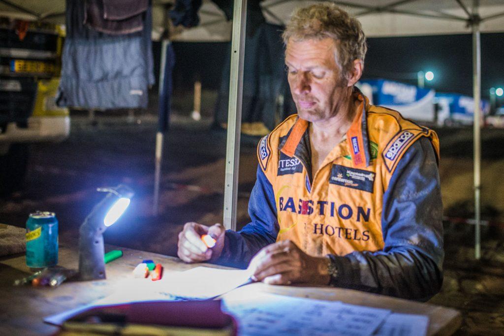 'Dakar geeft je levenservaring die je nergens anders krijgt'