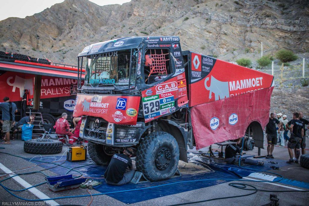 Eurol in Dakar: Versluis haalt gram met dagwinst in etappe 12