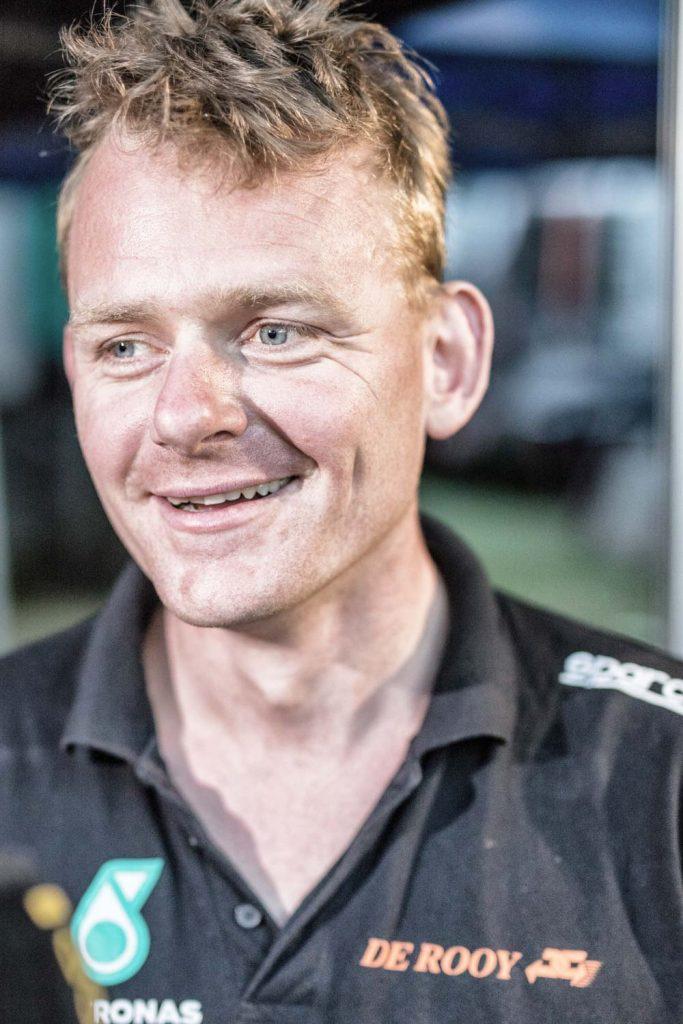 Dakar 2016: Gerard de Rooy op geen fout te betrappen
