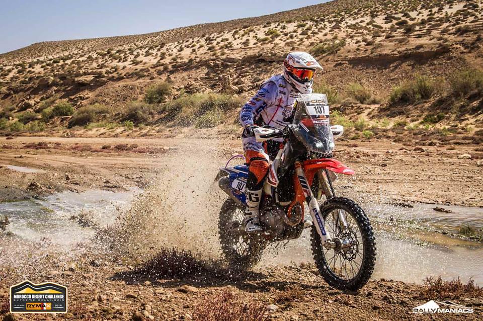 Onzichtbare stenen in MDC-etappe doen motorrijders pijn