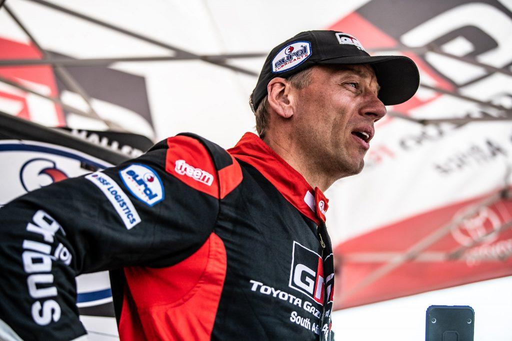Bernhard ten Brinke moet definitief opgeven in Dakar Rally