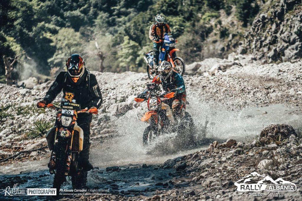 Vasilis Boudros wint vierde etappe Rally Albania 2017