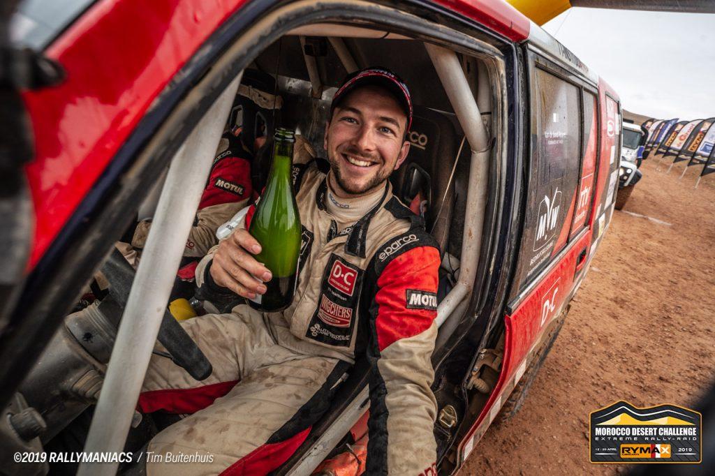 Elfde editie Morocco Desert Challenge met succes ten einde