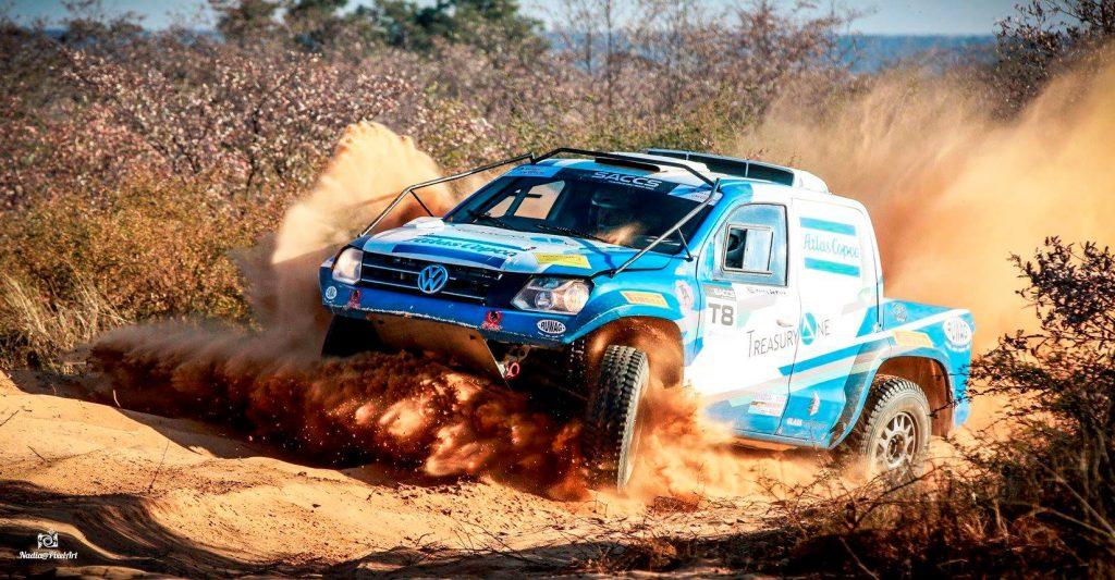 Kalahari Rally volgende maand van start