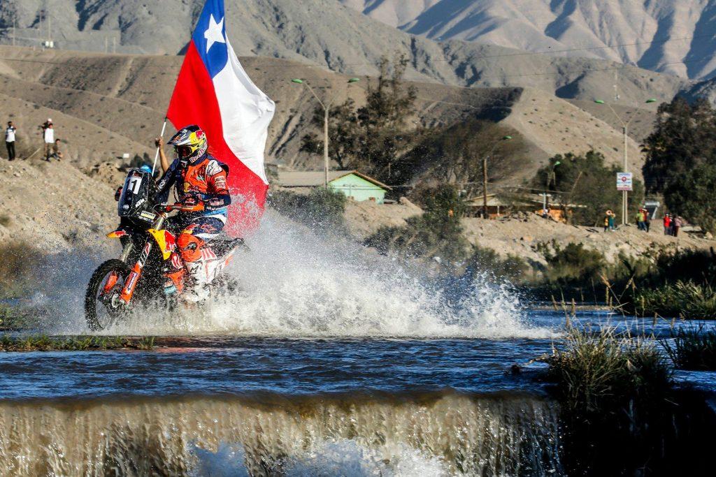 Atacama Rally 2018: Toby Price rijdt snelste tijd in proloog