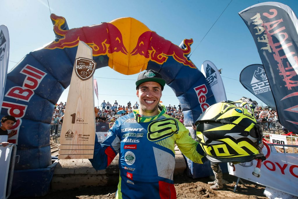 Mario Roman wint openingswedstrijd World Enduro Super Series
