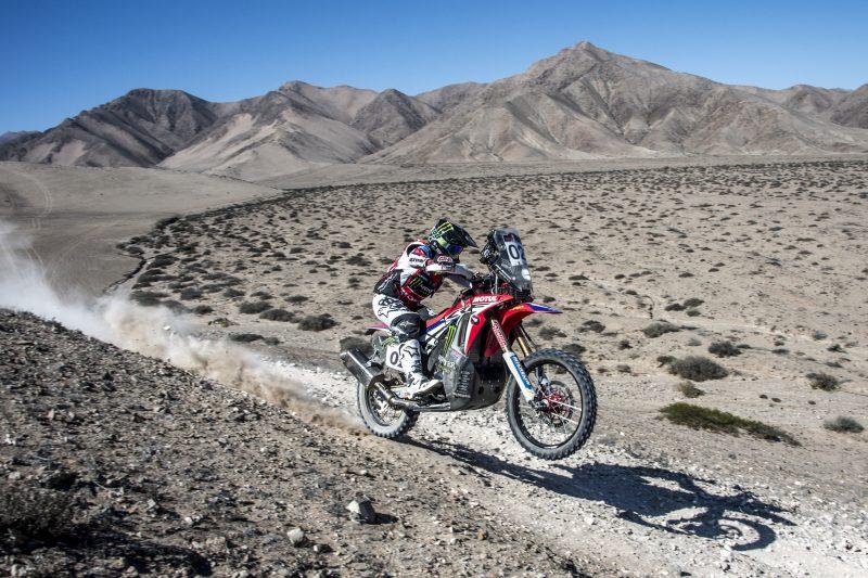 Atacama Rallystage 2: Benavides aan de leiding
