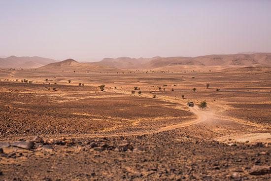 Nieuwe toevoegingen aan reglementen Rallye du Maroc