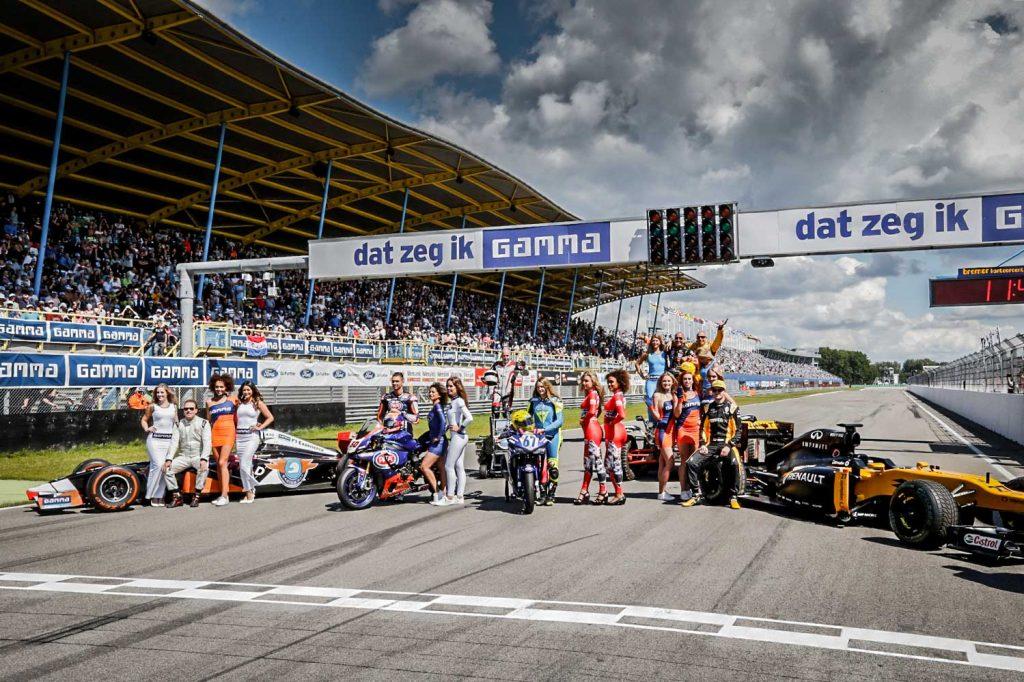 95.000 bezoekers op Gamma Racing Days