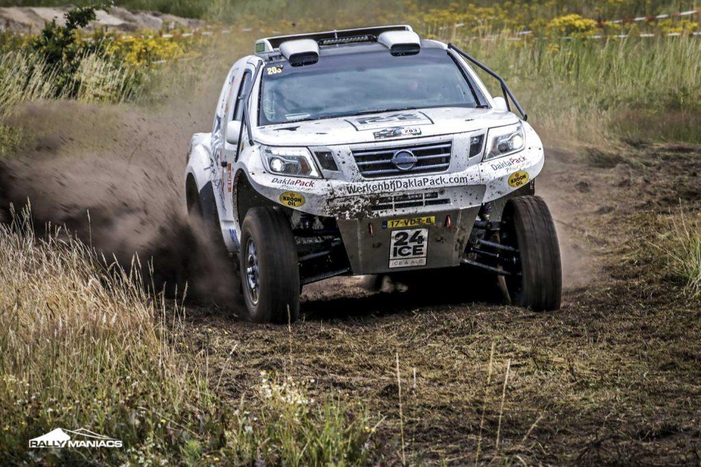 Winst voor Daklapack Rallysport in GTC Rally