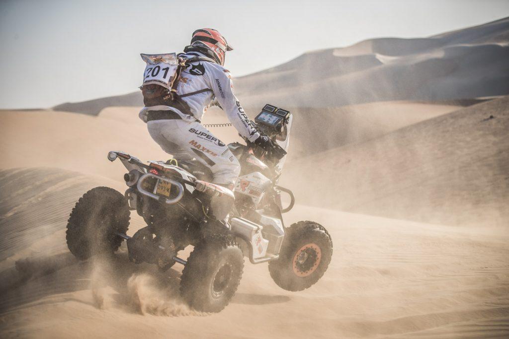 Koolen, Quintanilla en Prokop zegevieren in loodzware Abu Dhabi Desert Challenge
