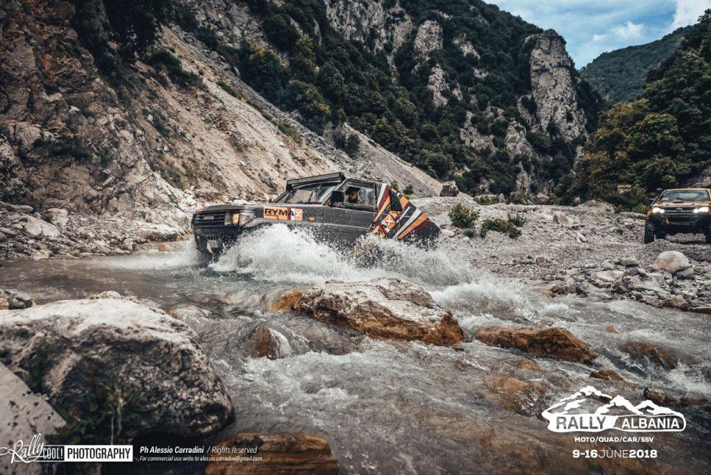 Rally Albania 2018 Dag 3 en 4