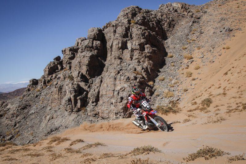 Atacama Rally Stage 4: Benavides weer terug aan de leiding