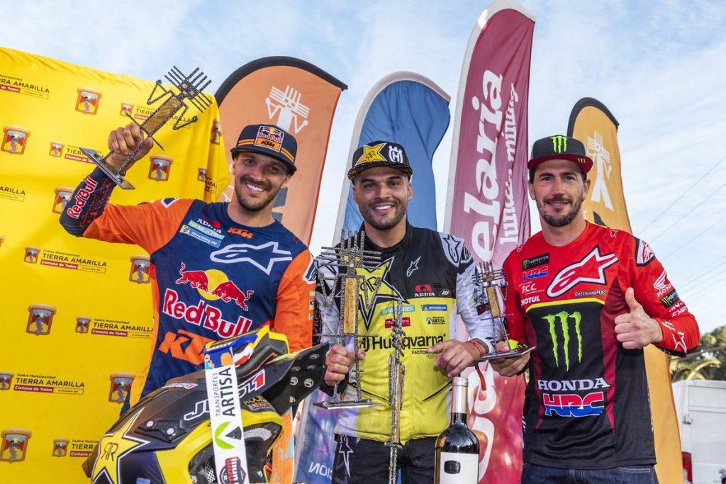 Atacama Rally: winst voor Quintanilla, titel voor Sunderland