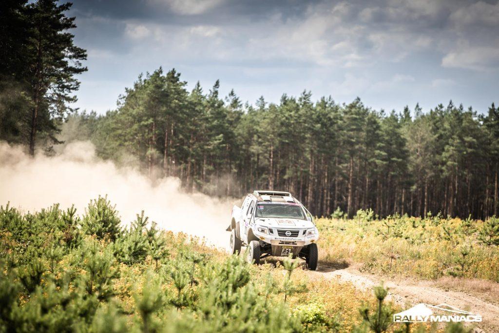 Breslau Rallye 2019 Dag 1