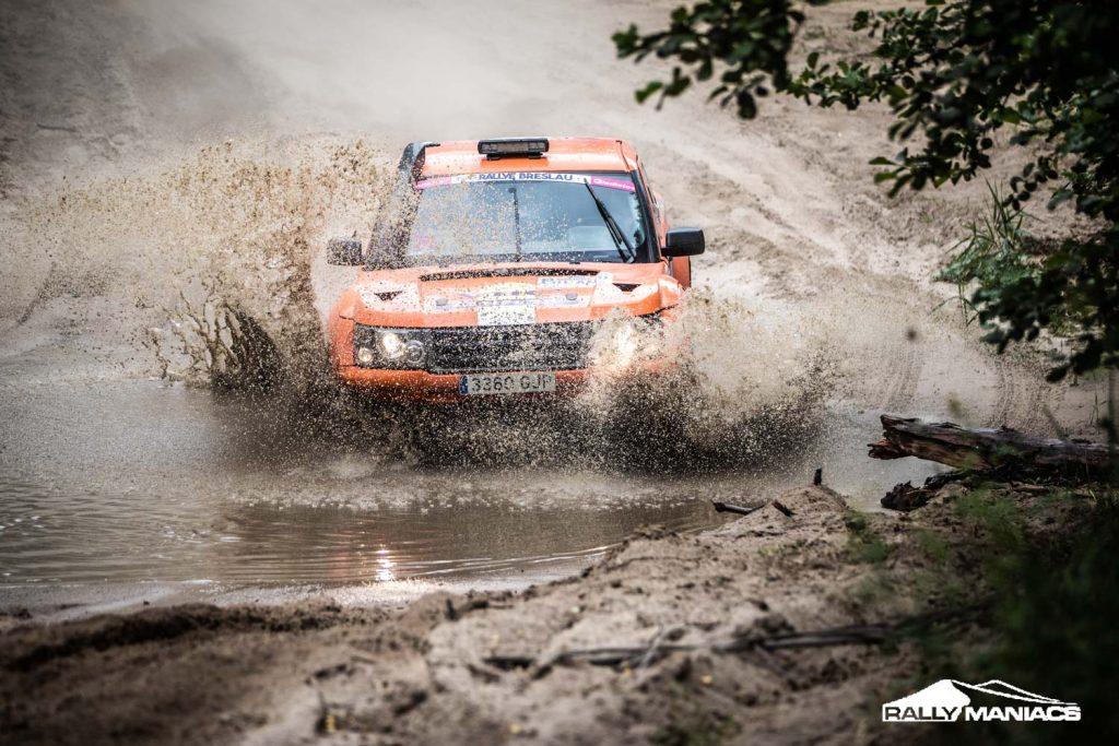 Breslau Rallye 2019 dag 4