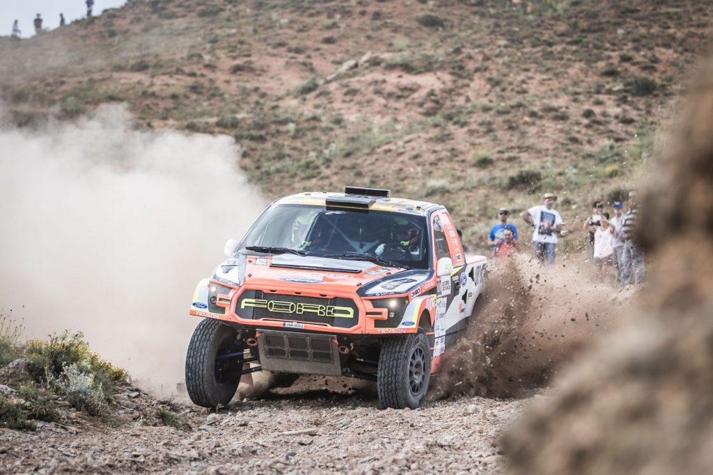 Groot startveld voor Baja Aragón 2019