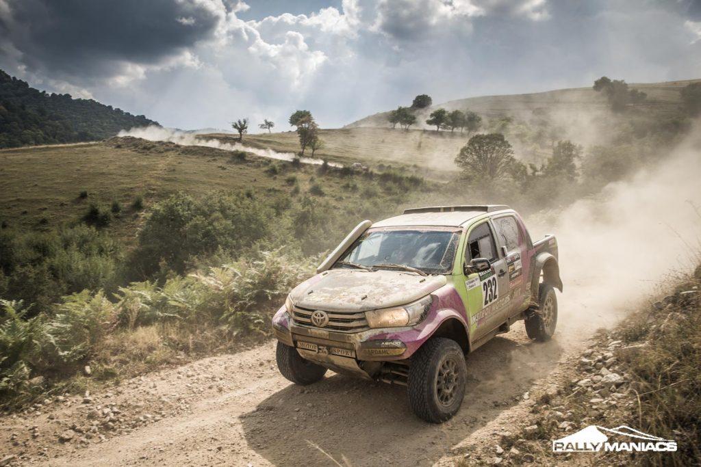 Balkan Offroad Rallye 2019 : 14-20 september