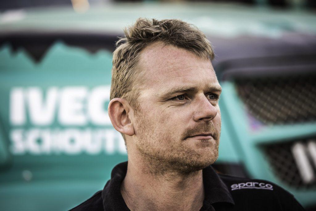 Gerard de Rooy niet naar Dakar 2020