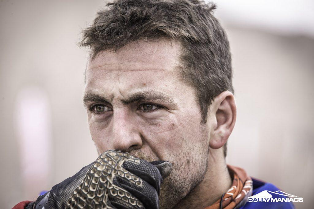 Paul Spierings podiumkandidaat Morocco Desert Challenge 2019