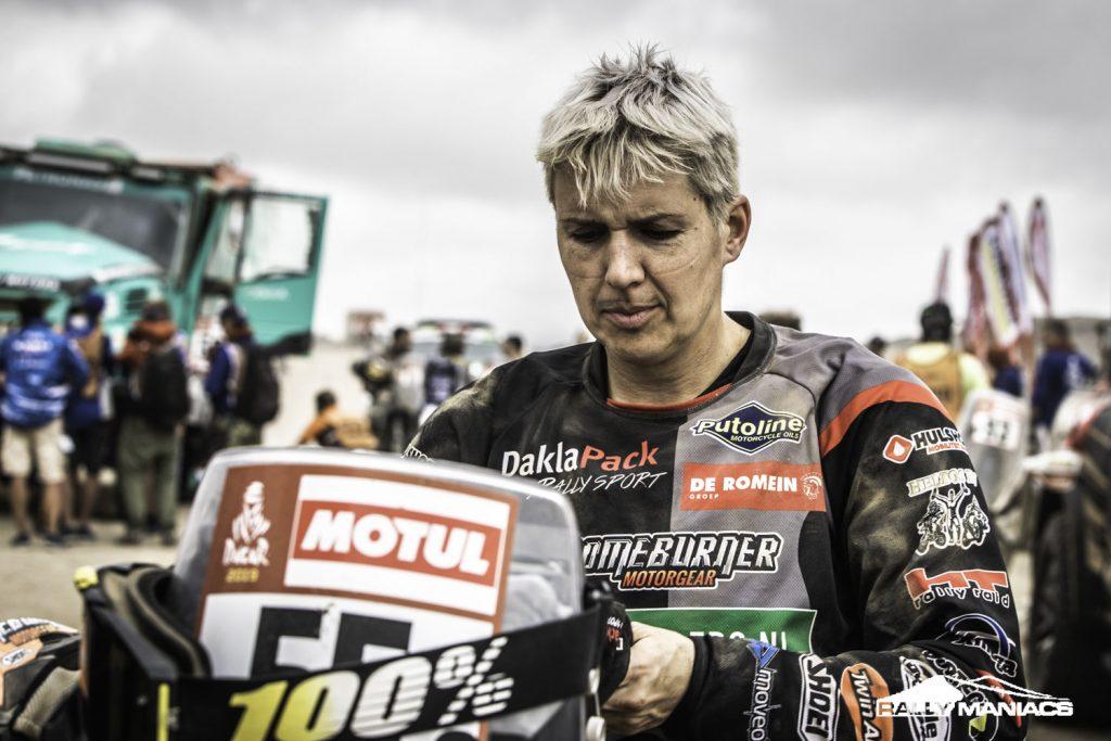 Mirjam Pol kijkt terug op een zeer geslaagde Dakar
