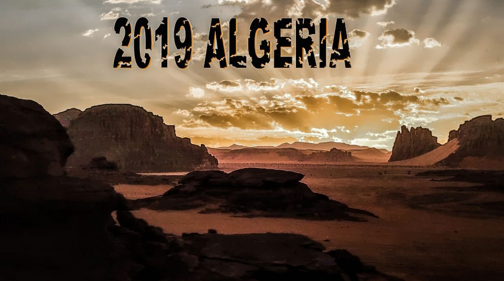 Verkenning Tuareg Rallye 2019 route
