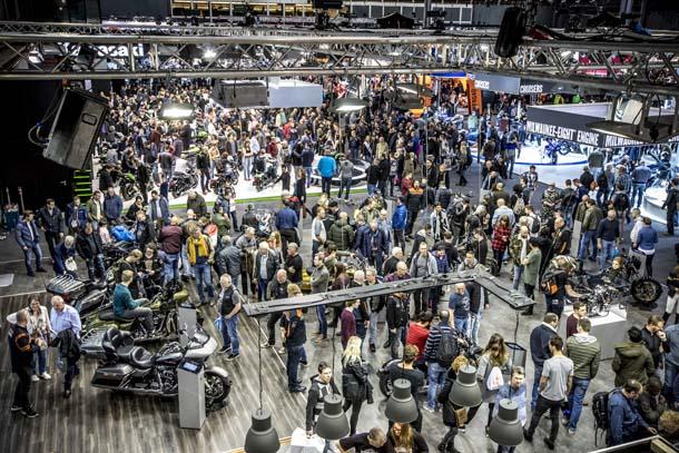 MOTORbeurs Utrecht lééft: het feest van motorrijdend Nederland