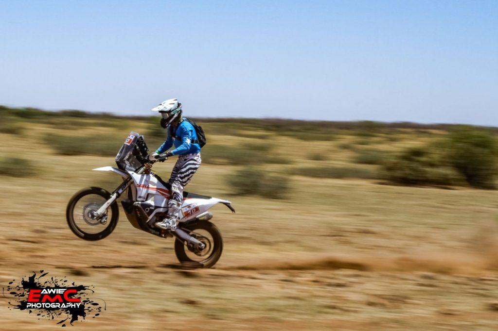Kalahari Rally 2019 Dag 5: Belgen aan de macht