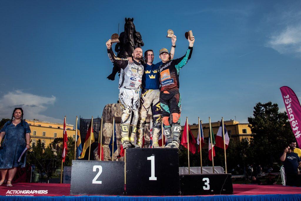 Eduard Hillebrand debuteert met een 8e plaats in de Rally Albania 2019