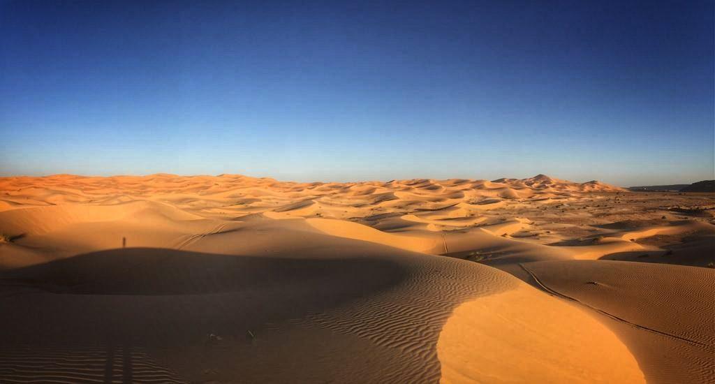 Tuareg Rallye 2019: deelnemers op weg naar Taghit