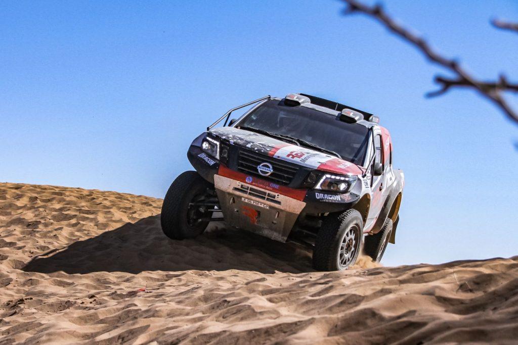"""Kalahari Rally 2019 Dag 3: """"Dakar-waardig"""""""
