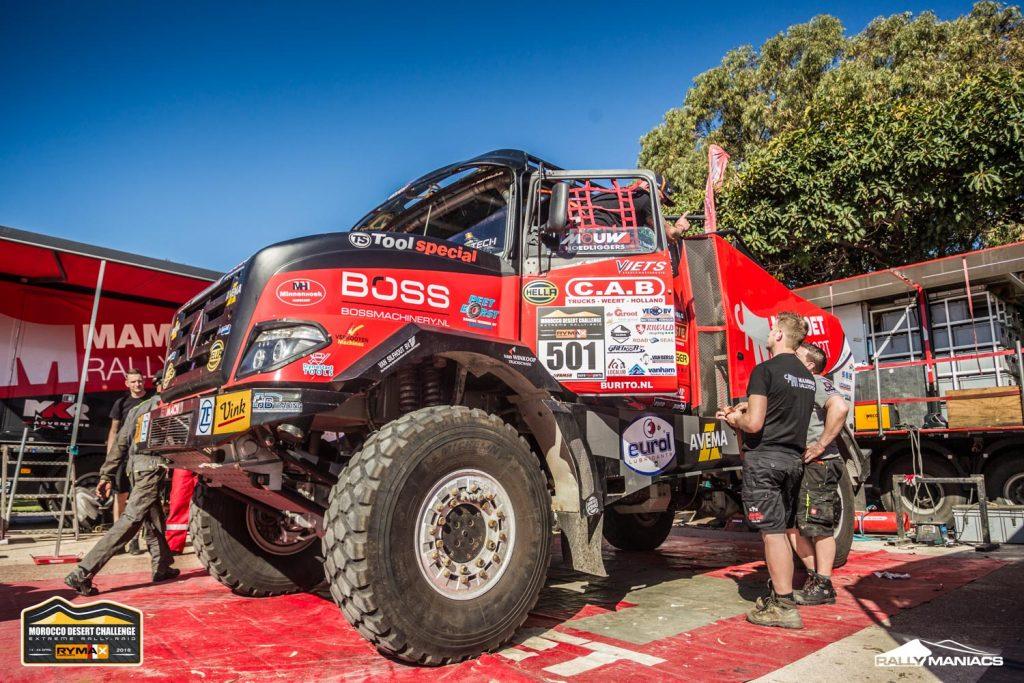 MDC 2018: Hevige strijd verwacht bij de trucks