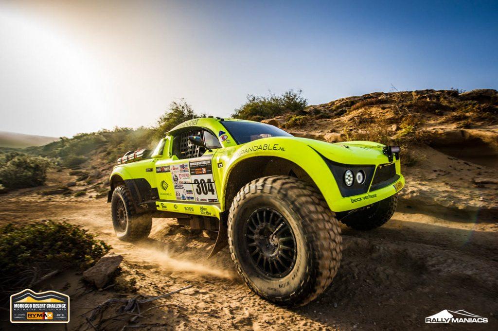 Becx Competition naar Dakar 2019