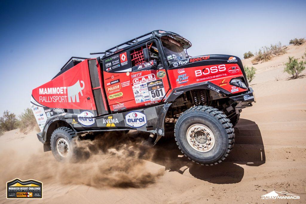Kijk terug: Morocco Desert Challenge 2018 – Aflevering 2