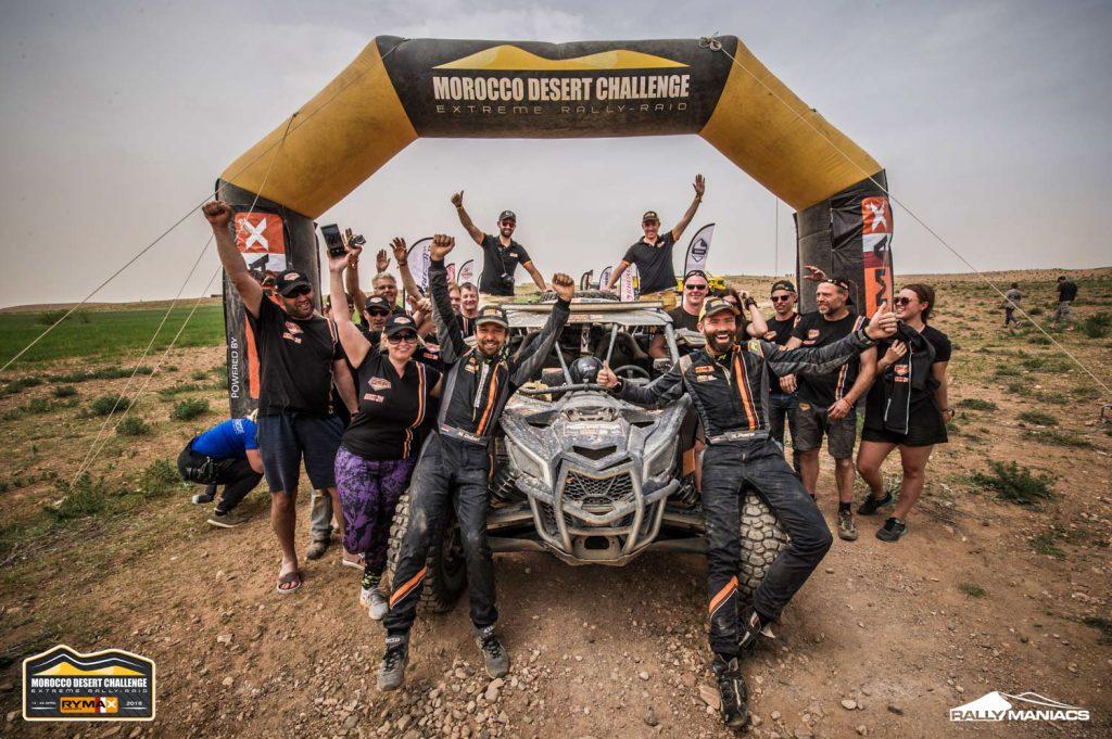 Kijk terug: Morocco Desert Challenge 2018 – Aflevering 3