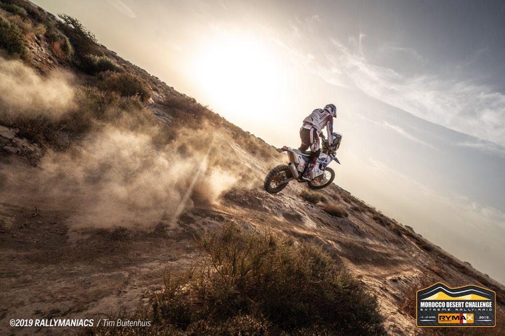 Massale navigatiefouten in derde etappe Morocco Desert Challenge