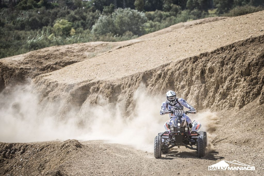 OiLibya Rally 2017: Koolen wint Super Stage