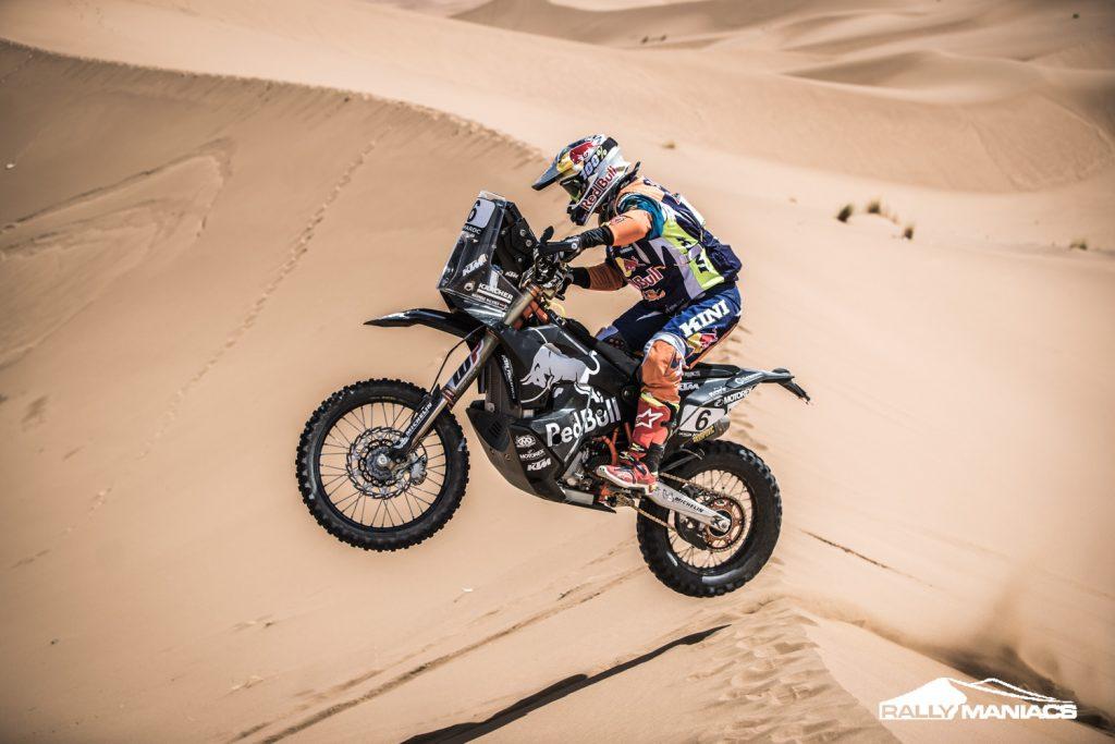 Laatste voorbereidingen Rallye du Maroc