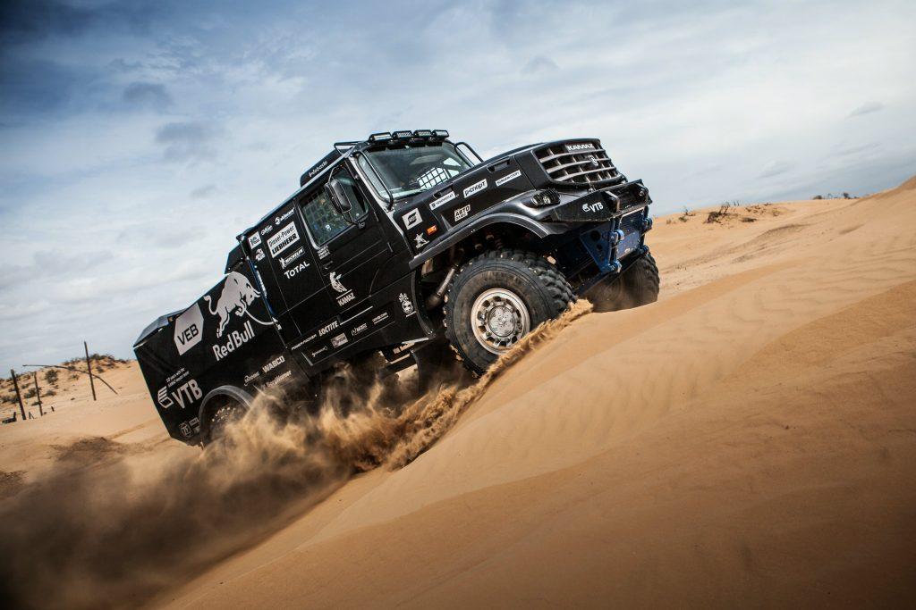 Kamaz presenteert de nieuwe truck | Rallymaniacs