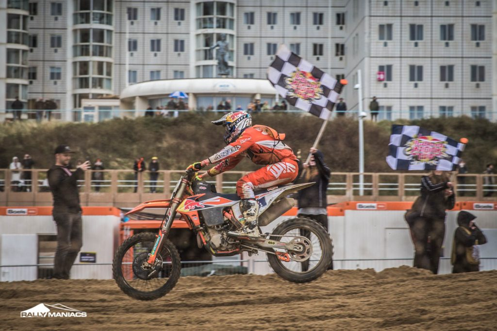 Nathan Watson wint Red Bull Knock Out 2018