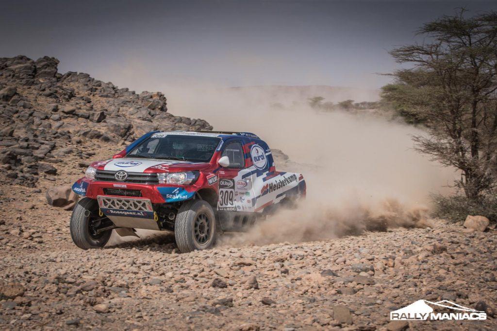Van Loon gaat zich voorbereiden op Dakar 2019