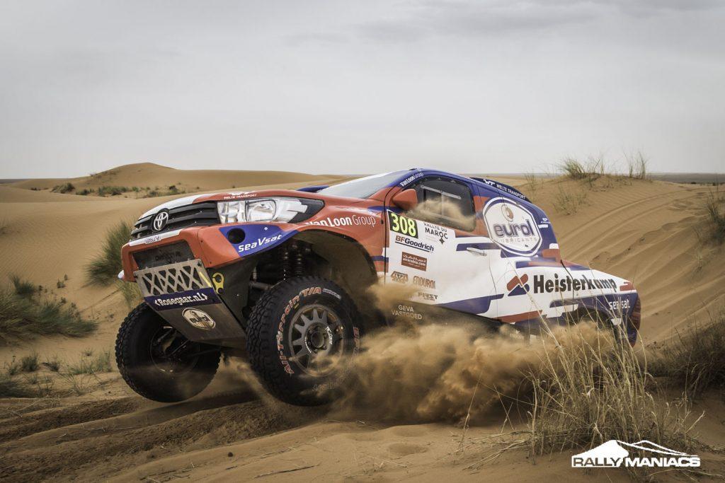 Bijeenkomst Rallye du Maroc 27 mei a.s. bij QFF (wijziging)