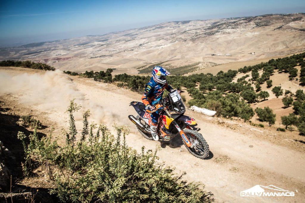Walkner opent Rallye du Maroc met zege in proloog