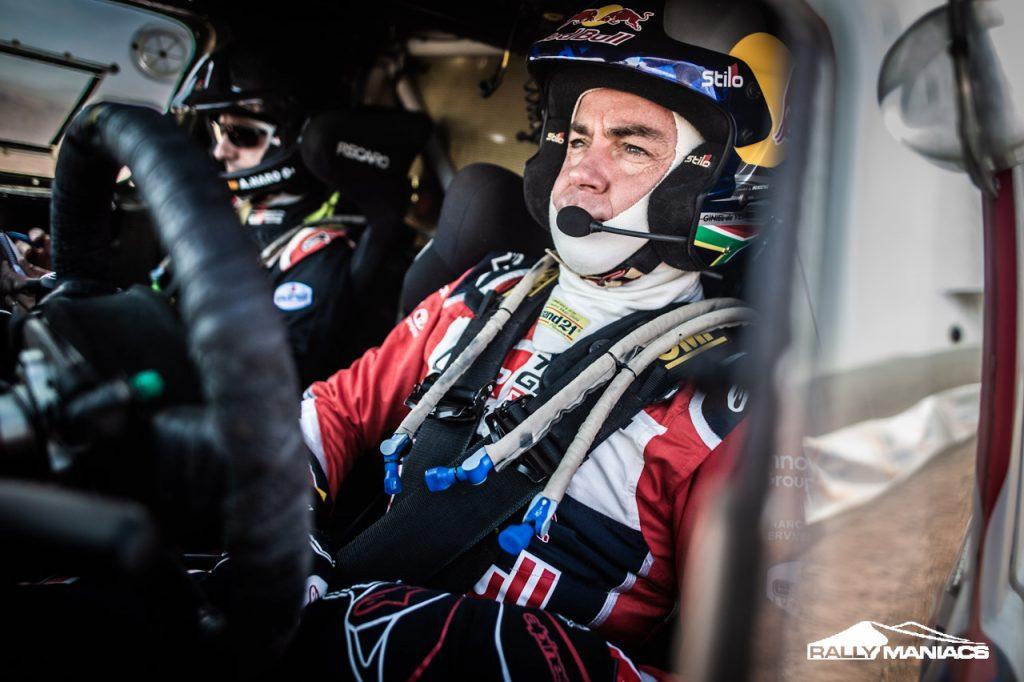 Nieuwe klassementsleiders op voorlaatste dag Rallye du Maroc
