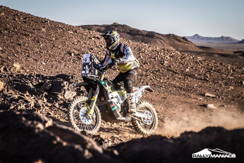 De Villiers en Short winnen 2019-editie Rallye du Maroc