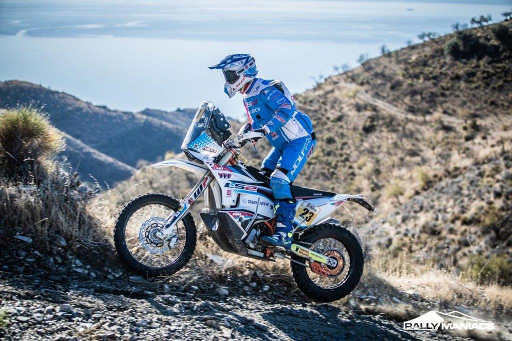 1000 Dunas 2019 na een lange week weer terug in Granada
